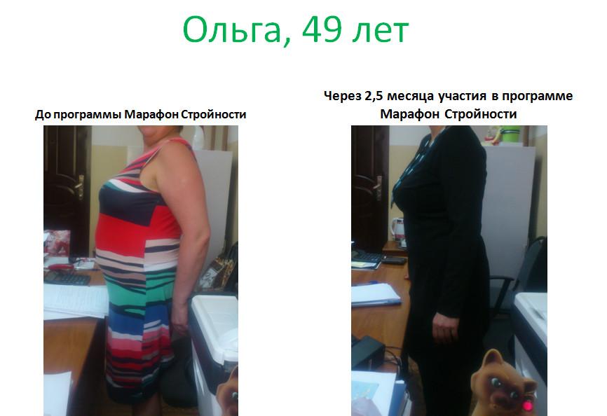 Ольга Марафон